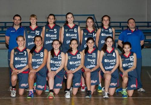 Fase Final Infantil Femenina de Madrid (23-25 mayo, Torrelodones)