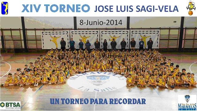 XIV Torneo Jose Luis Sagi-Vela en el colegio Maravillas
