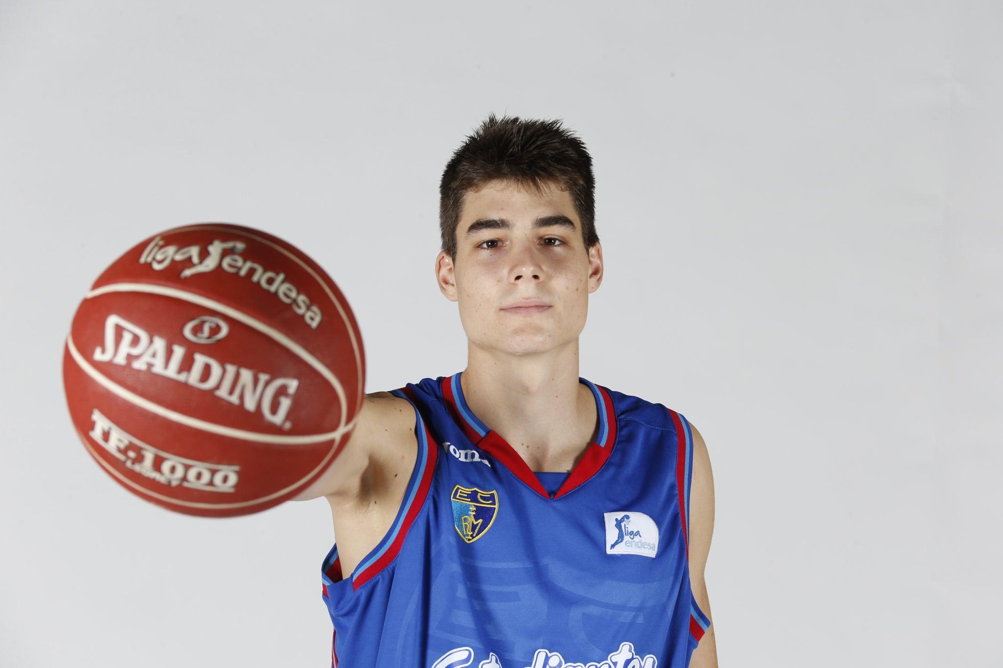 OFICIAL: Juancho Hernangómez, jugador de la primera plantilla de Tuenti Móvil Estudiantes