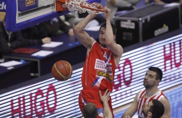 OFICIAL Llega el pívot serbio Stefan Bircevic al Tuenti Móvil Estudiantes