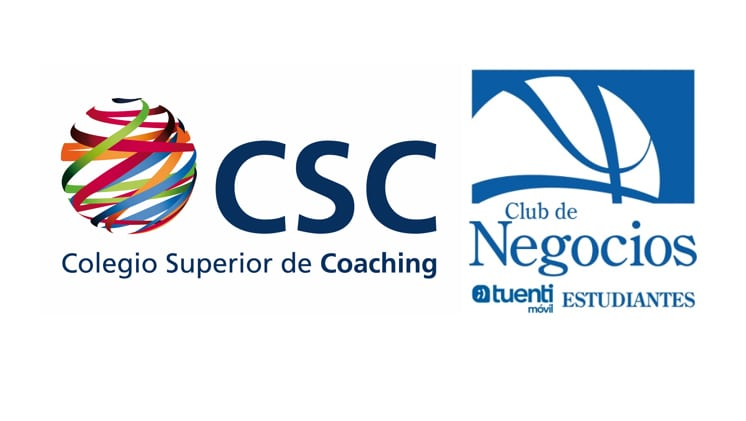 Acuerdo entre el Colegio Superior de Coaching CSC y el Club de Negocios Tuenti Móvil Estudiantes para impulsar el liderazgo y el espíritu ganador