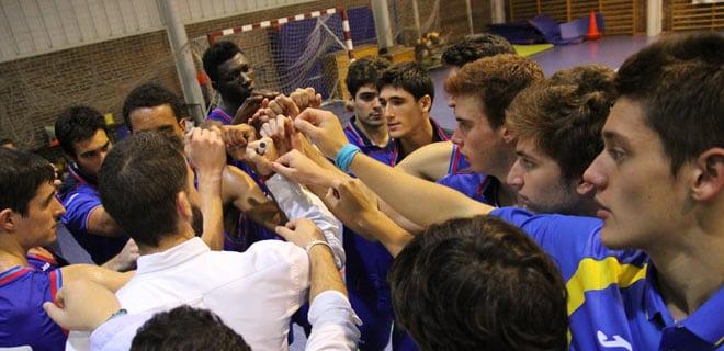 Torneo EBA de la FBM: Tuenti Móvil Estudiantes pisa fuerte para estar en semifinales (93-54)