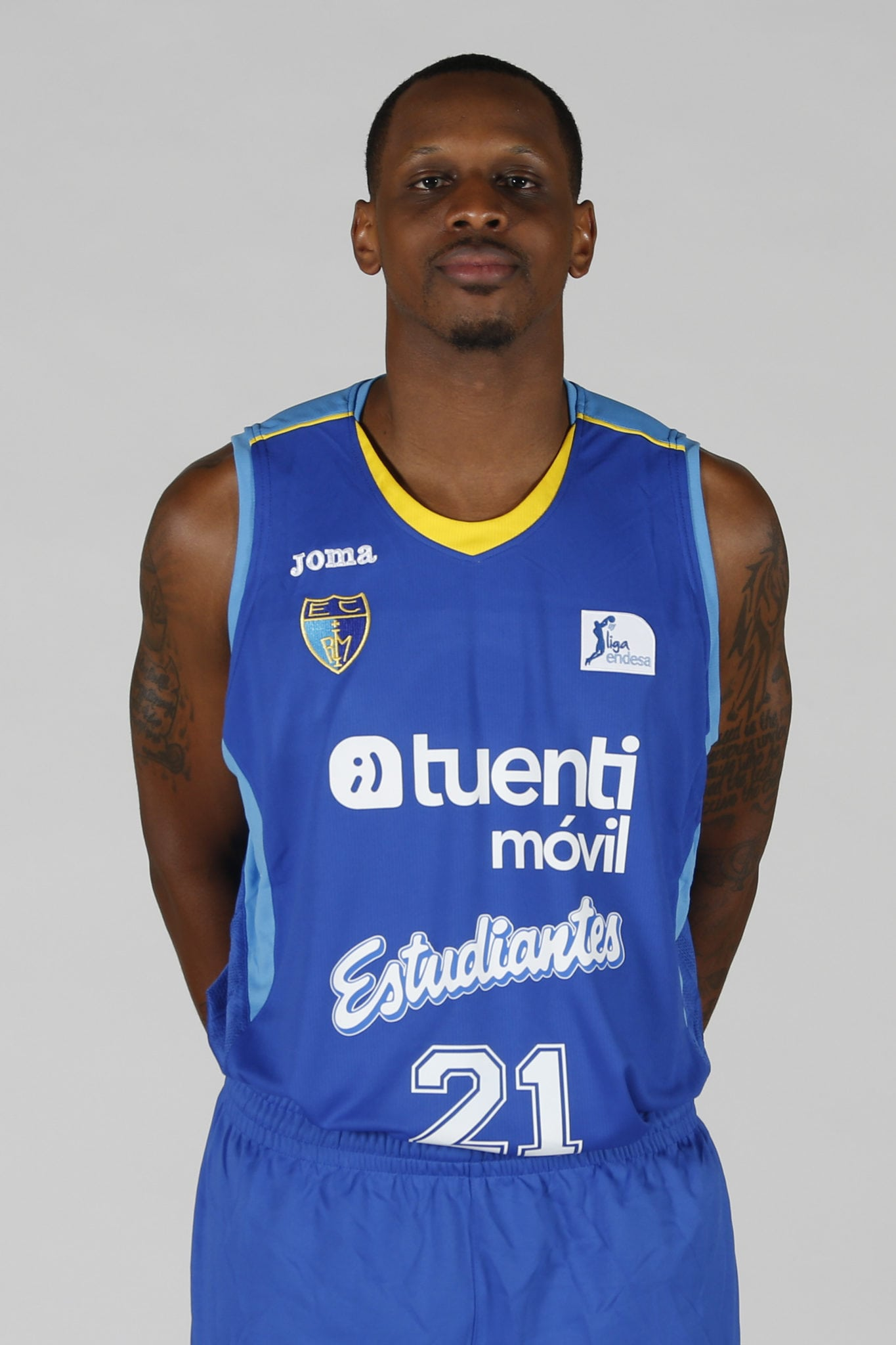 21. James Nunnally