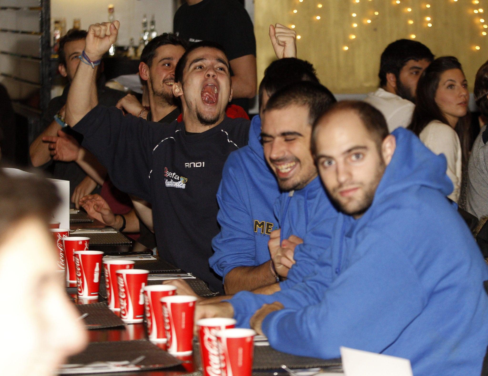 Conjura entre equipos y afición en la cena #ConmigoNoPueden