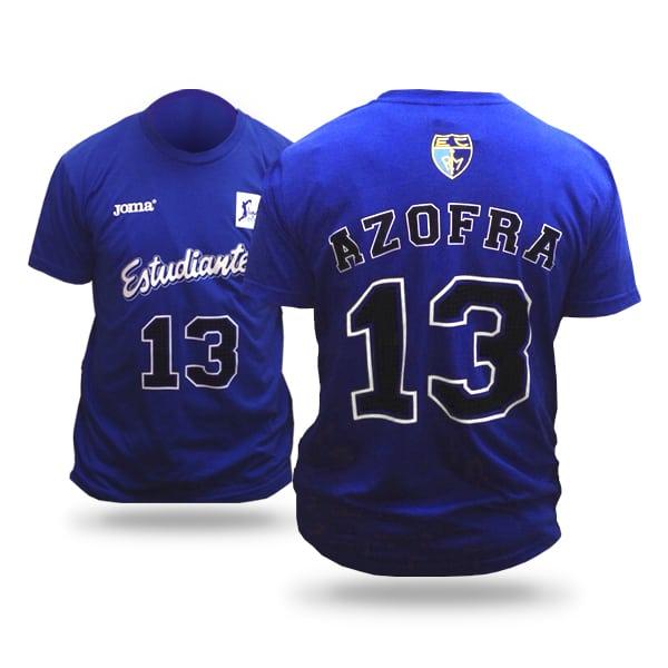 Camisetas LEYENDAS: Azofra, Pinone, Fernando Martín, Jasen y Thompson