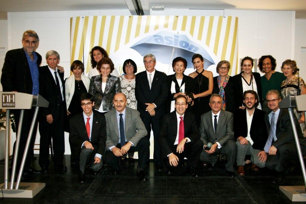 Fundación Estudiantes, mejor entidad sin ánimo de lucro 2014 para ASION
