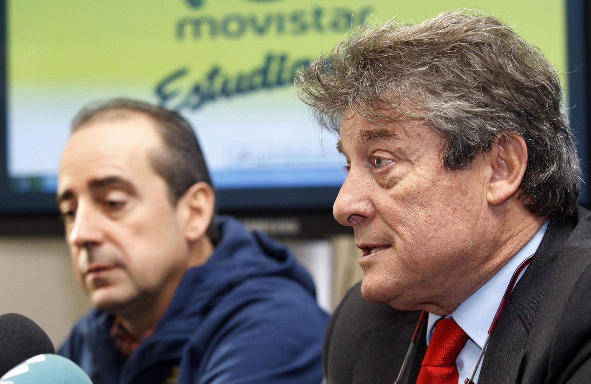 """Fernando Galindo: """"con ilusión, ambición y nuevas ideas, en lo deportivo y lo económico, Movistar Estudiantes volverá a ser lo que era"""""""