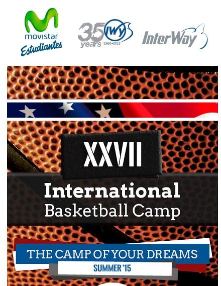 XXVII International Basketball Camp, en Estados Unidos