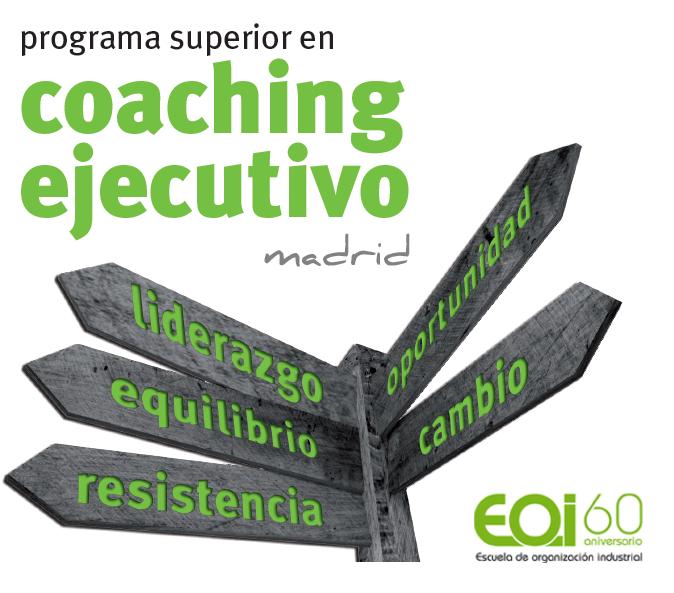 """EOI organiza la Mesa Redonda """"Coaching Ejecutivo: Casos Prácticos de Desarrollo Personal y de Organizaciones"""""""