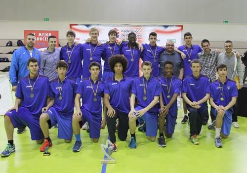 Campeonato de España Cadete Masculino, del 24 al 30 de mayo en Andorra