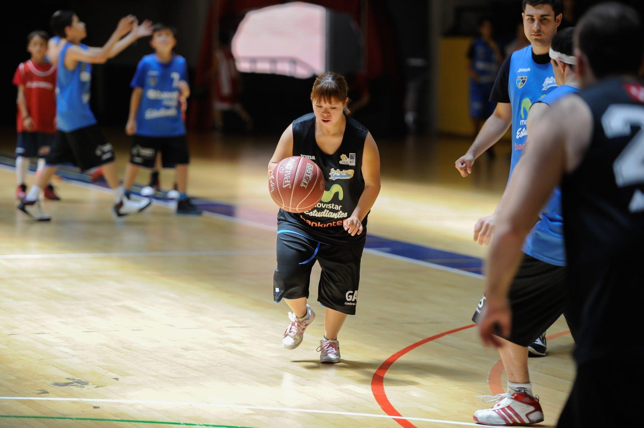 """Éxito de la jornada """"Basket es respeto"""""""