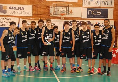 Campeonato de España Infantil Masculino. Cuartos de España