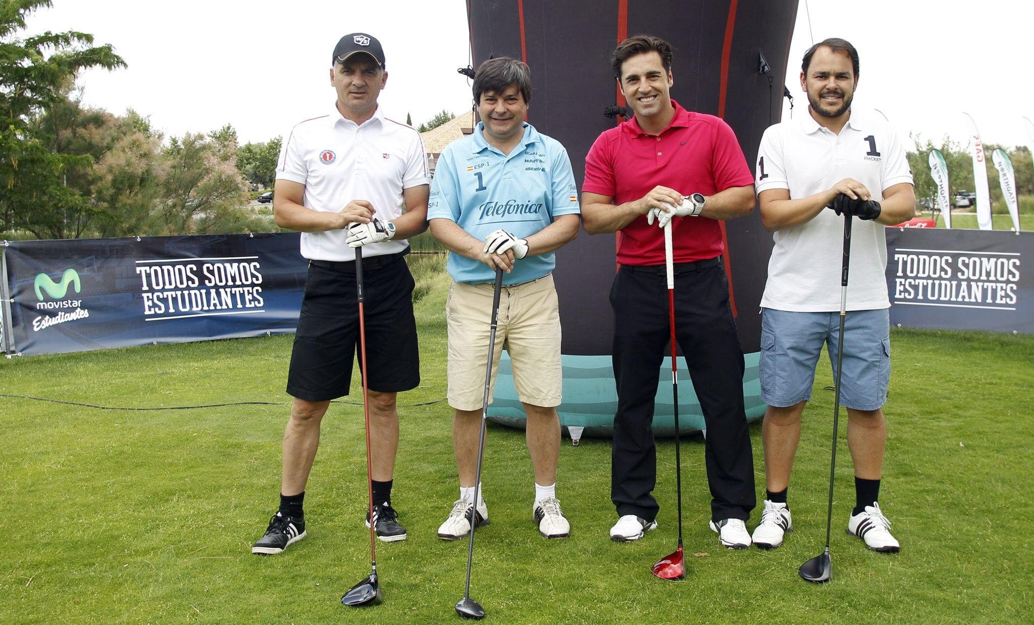 El XV Torneo de Golf Club de Negocios Movistar Estudiantes abre el verano