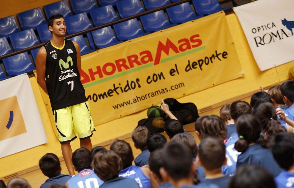 6 semanas, 18 turnos y 2000 jugadores después, los Campus de Verano de Movistar Estudiantes ponen punto y aparte hasta septiembre
