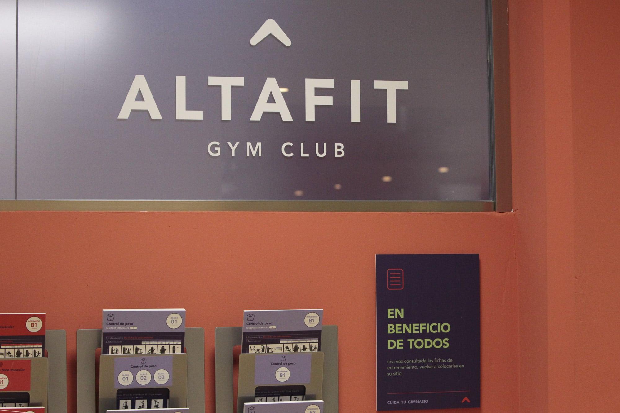 AltaFit comienza la Temporada con una gran cantidad de novedades y ofertas