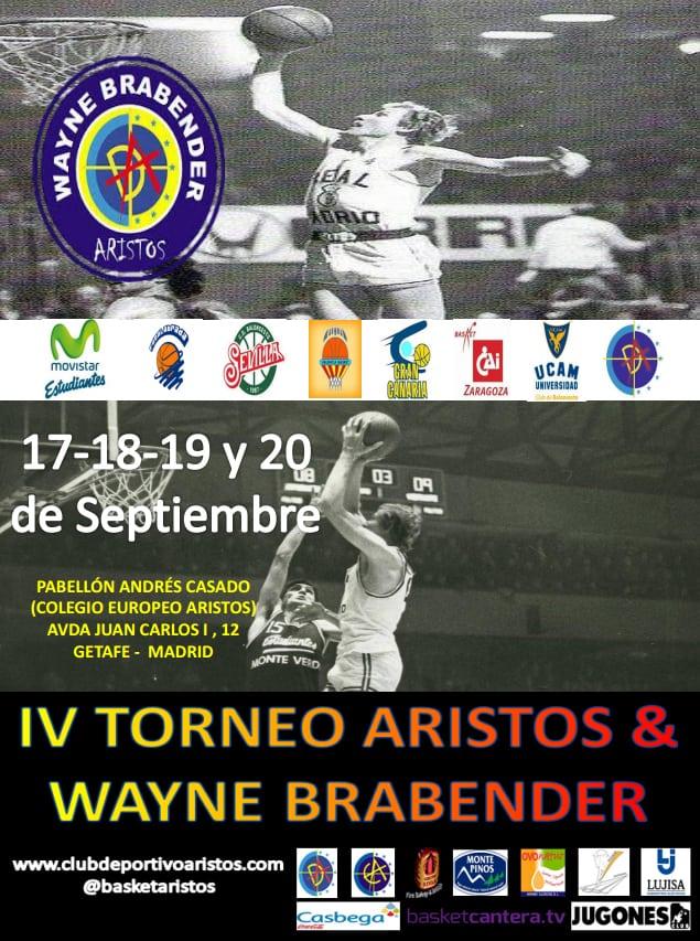 El IV Trofeo Aristos & Wayne Brabender, prueba de nivel para los juniors