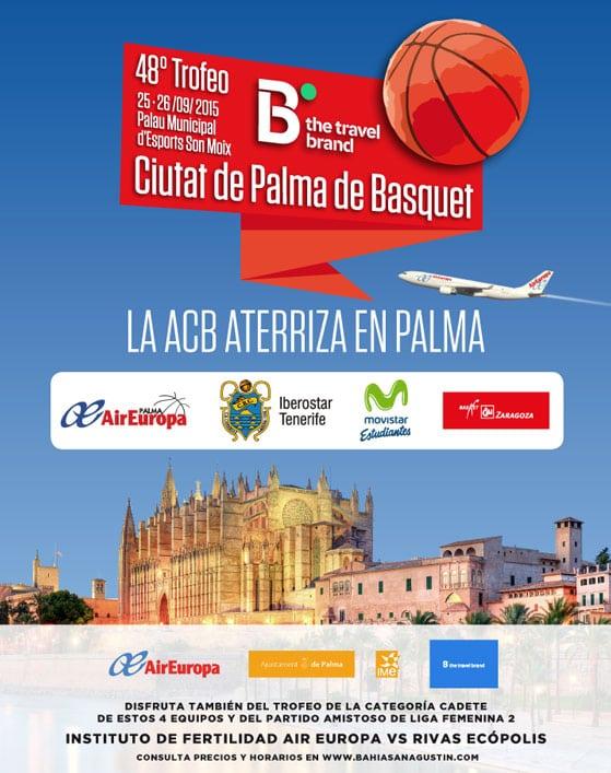 Trofeu Ciutat de Palma: a seguir la puesta a punto en un torneo doble