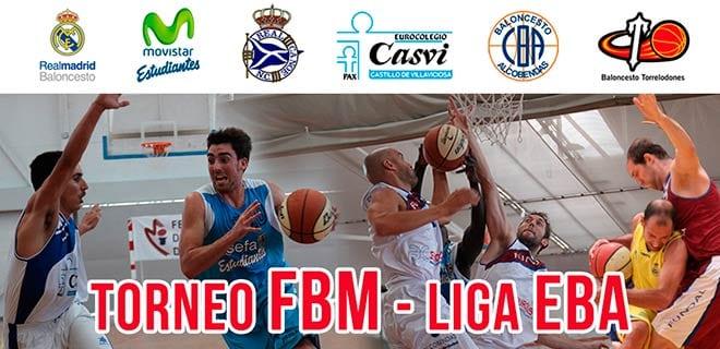 El Magariños acoge del 29 de septiembre al 4 de octubre el Torneo EBA de la FBM