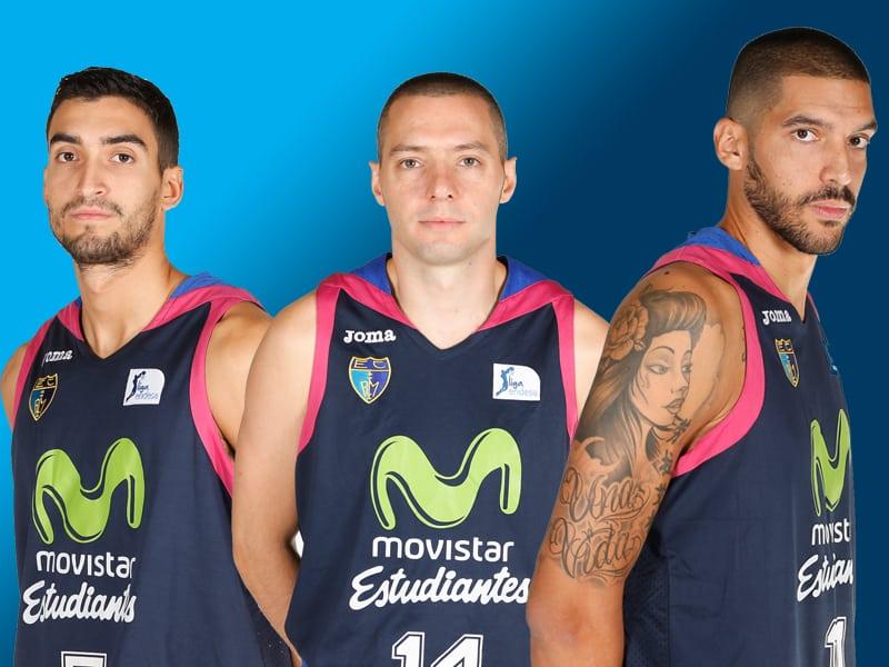 Jaime Fernández, Nacho Martín y Javi Salgado serán los capitanes