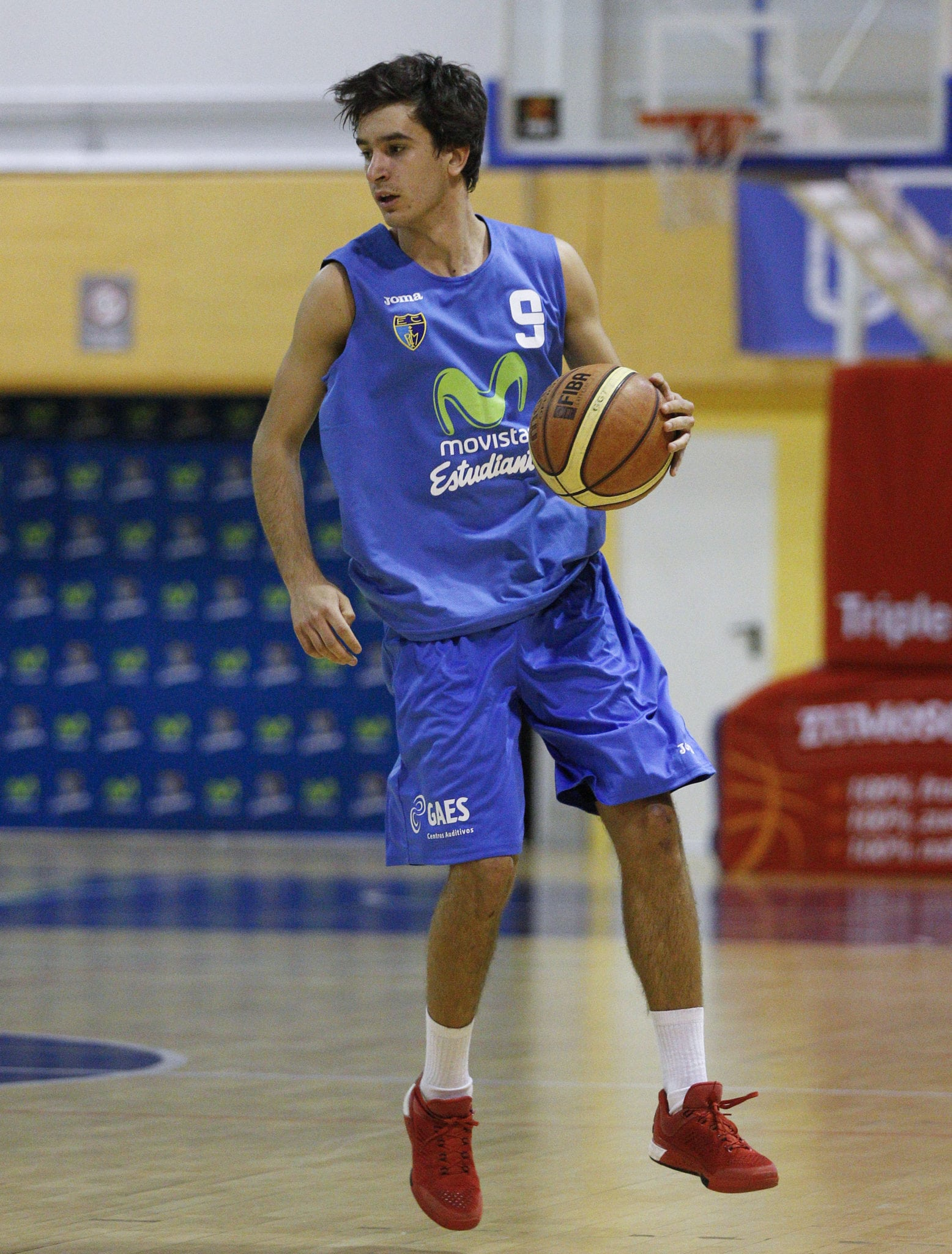 EBA: El filial visita al Soliss Alcázar Basket, con el reto de competir y ganar a uno de los grandes (Sábado 19, 20,00h)