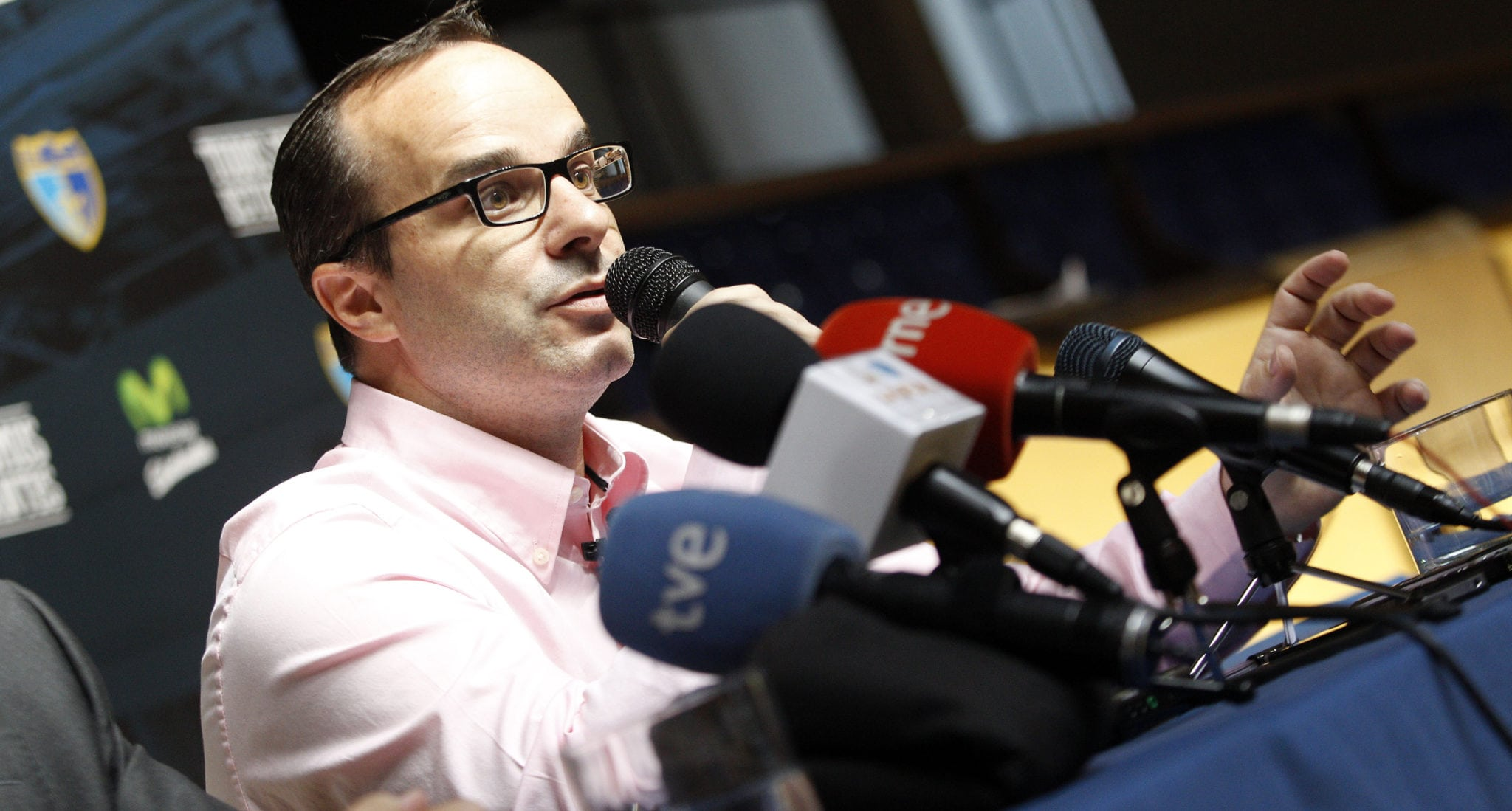 Diego Ocampo no continúa como entrenador de Movistar Estudiantes