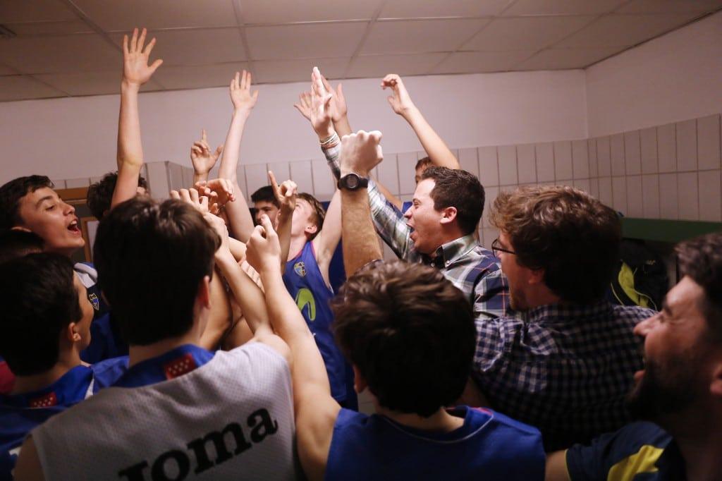 Sufriendo pero… ¡Movistar Estudiantes estará en la Minicopa Endesa en A Coruña!