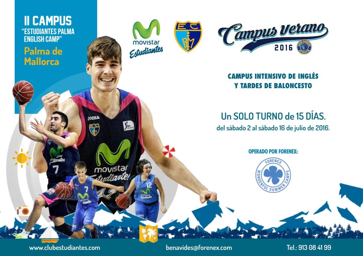 II Estudiantes Palma English Camp, Mallorca