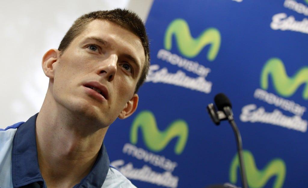 El Kiosko: la presentación de Pavel Pumprla y la escuela de baloncesto en silla de ruedas, en prensa.