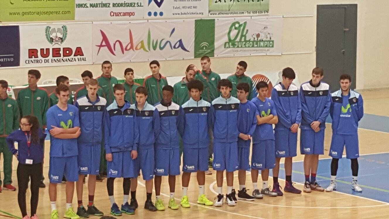 Torneo Junior Día de Andalucía en Linares: un subcampeonato para aprender