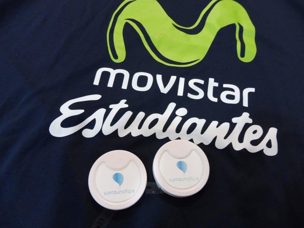 Movistar Estudiantes elige a Surround Tips para conectar con su afición