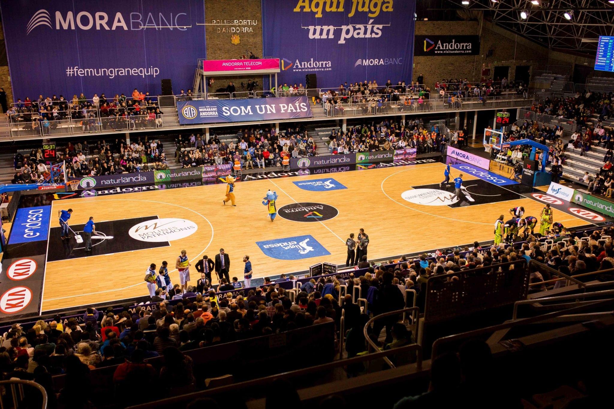 El Kiosko: el Morabanc Andorra vs Movistar Estudiantes, en los medios