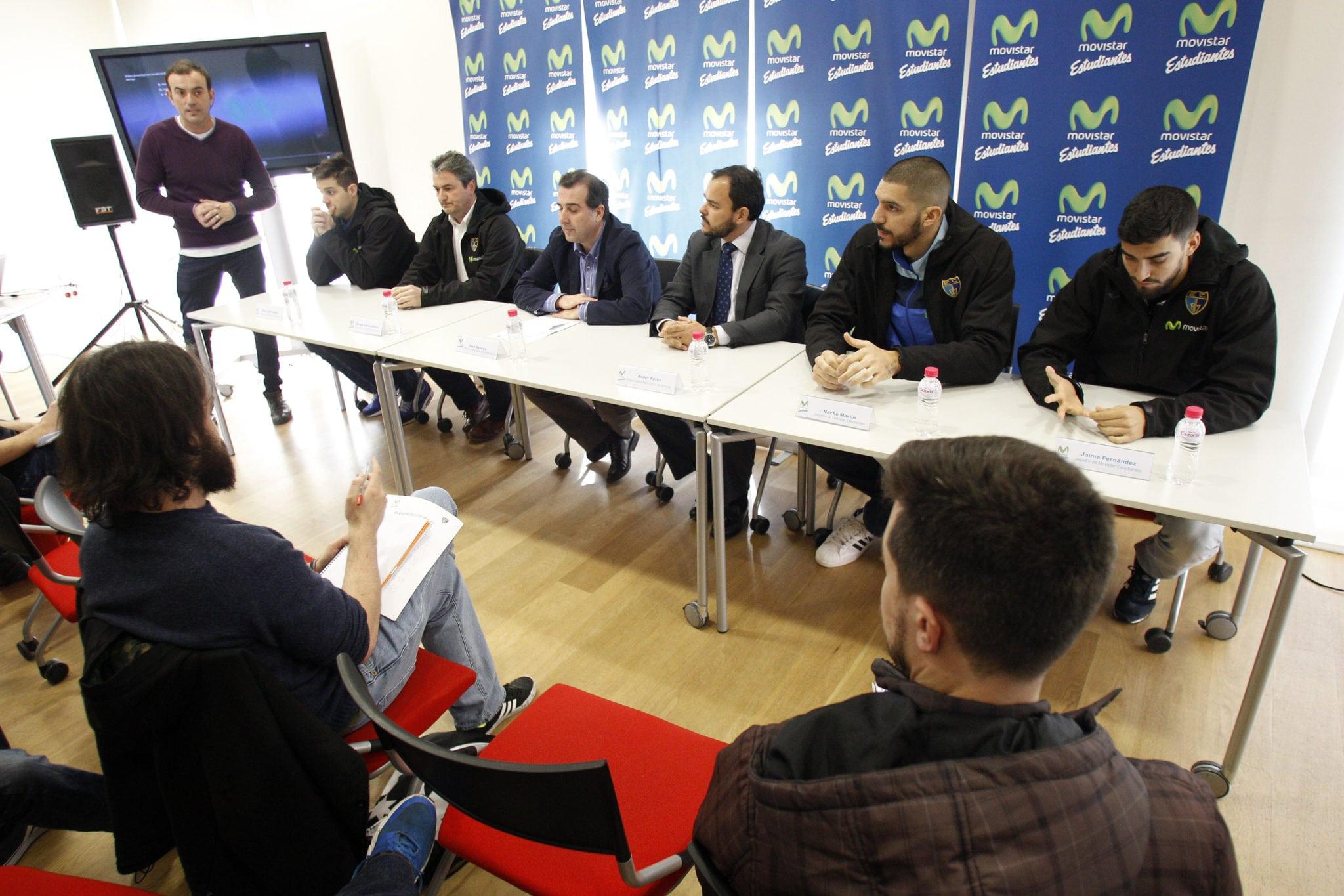 El Kiosko: el partido ante Bilbao Basket, y la presentación #NoValeRendirse, en los medios