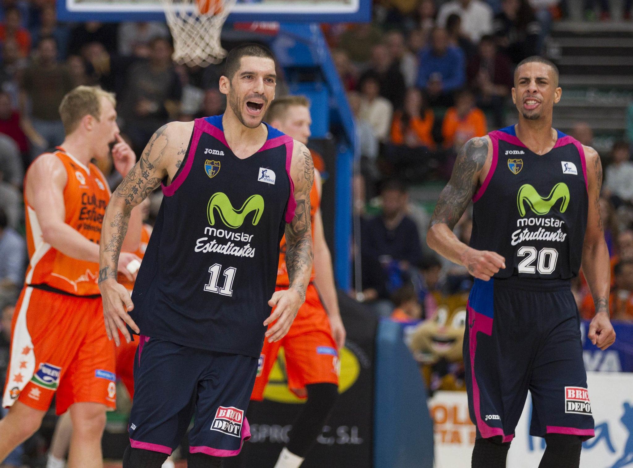 El Kiosko: el Valencia Basket – Movistar Estudiantes, en prensa