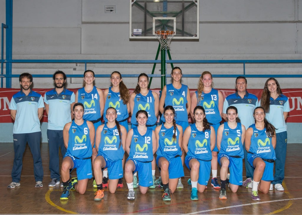Final a Cuatro Junior Femenina de Madrid
