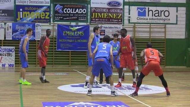 EBA: El poco acierto en el tiro, clave en la derrota del filial ante CB Villarrobledo (86-69)