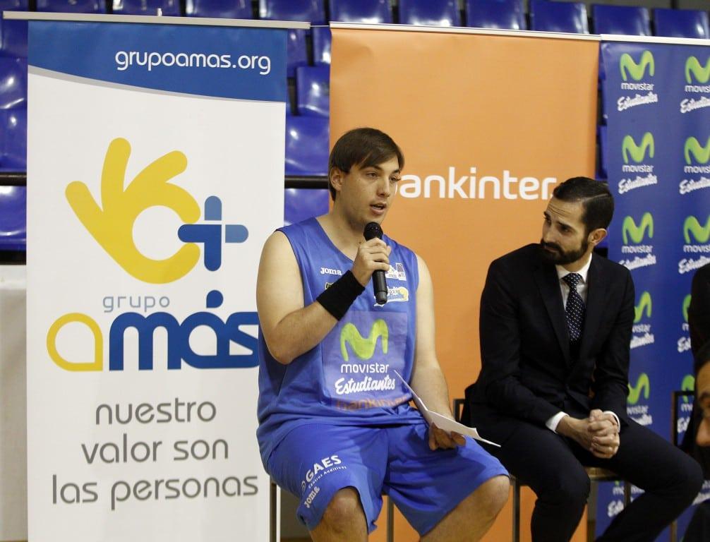La renovación con Bankinter y Grupo AMÁS, en prensa