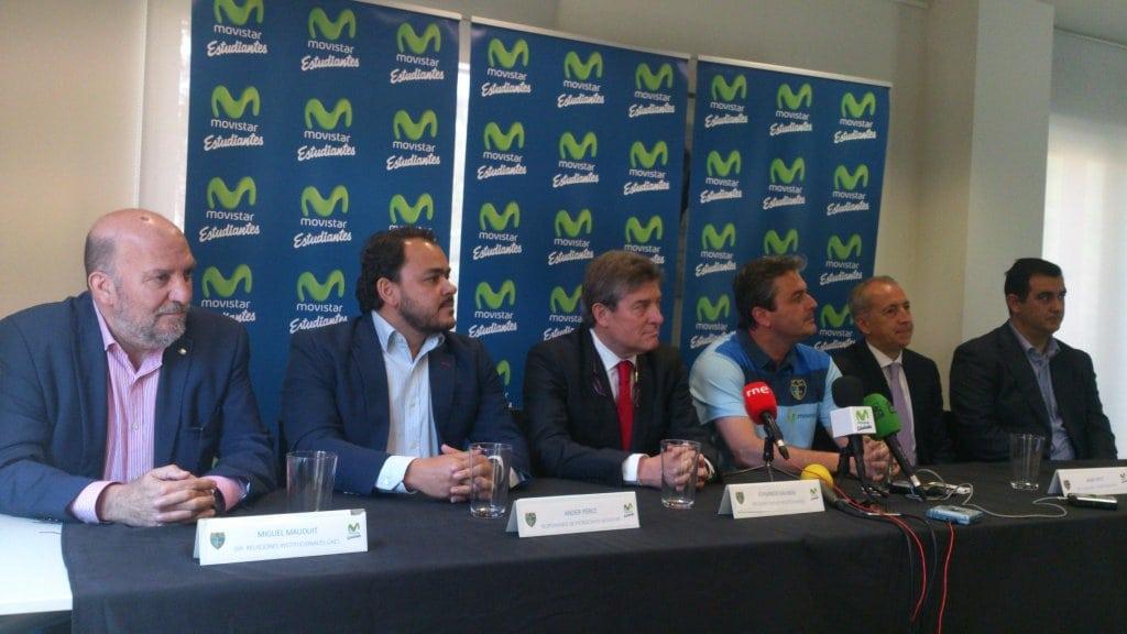 Revista de Prensa de la rueda de prensa previa al partido vs GBC, con apoyo de patrocinadores