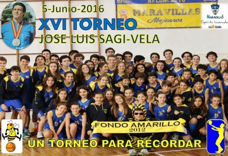Movistar Estudiantes presente en el XVI Torneo José Luis Sagi-Vela del Colegio Maravillas