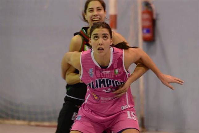 Irene San Román regresa al Movistar Estudiantes de Liga Femenina 2 y es el primer fichaje para la temporada 2016-17