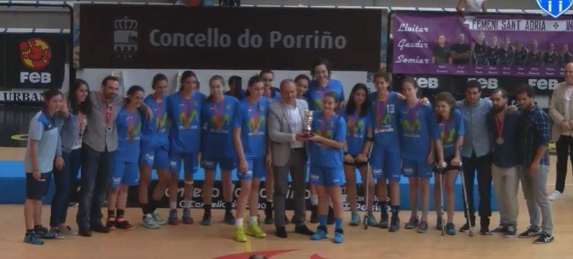 Campeonatos de España Infantiles: ¡subcampeonas!
