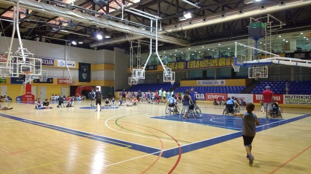 El baloncesto sigue en Movistar Estudiantes: tres Campus simultáneos esta semana.