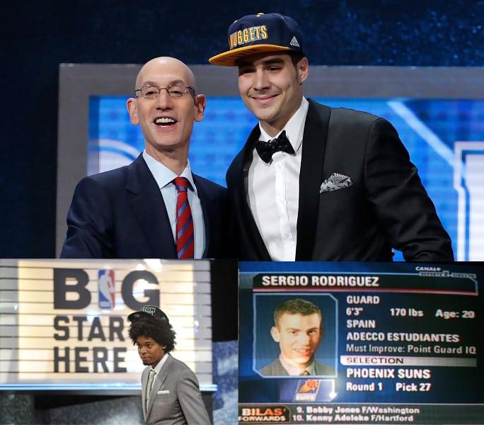 Movistar Estudiantes, entre las canteras más productivas para la NBA, con tres jugadores en primera ronda del draft en la última década