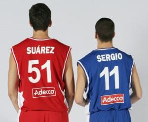 CARLOS SUÁREZ Y SERGIO RODRÍGUEZ. JUVENTUD AL PODER