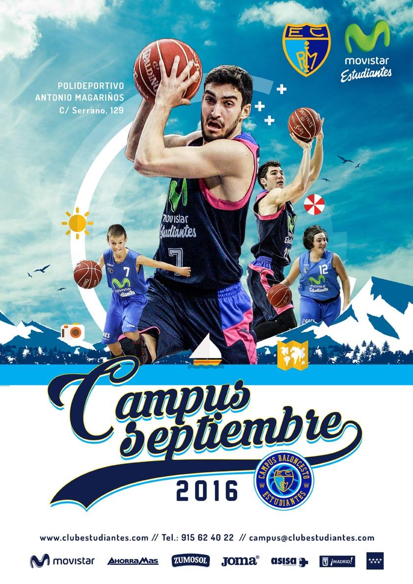 """V Campus """"Comienza el baloncesto"""""""