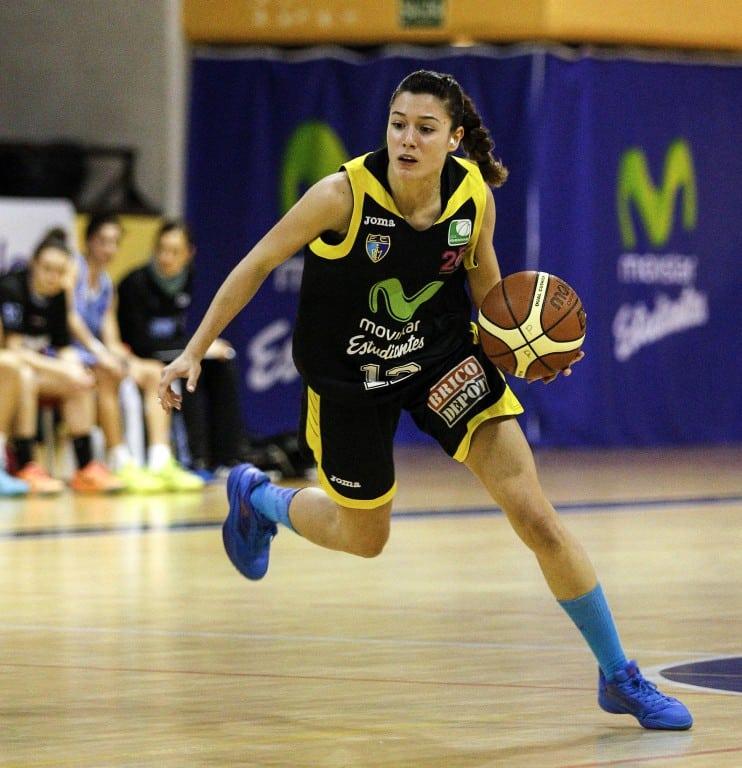 Movistar Estudiantes inscrito en el grupo B de Liga Femenina 2
