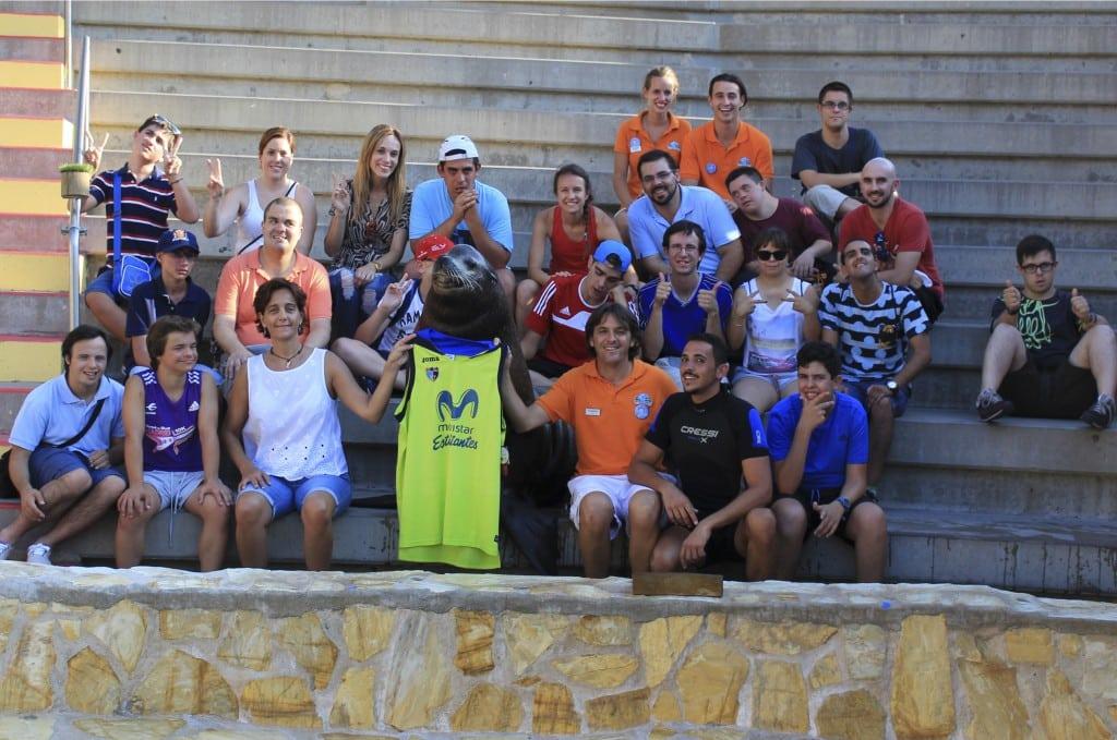 Baloncesto y ocio en el II Minicampus de Fundación Estudiantes y Fundación Terra Mítica. ¡Un intenso fin de semana!