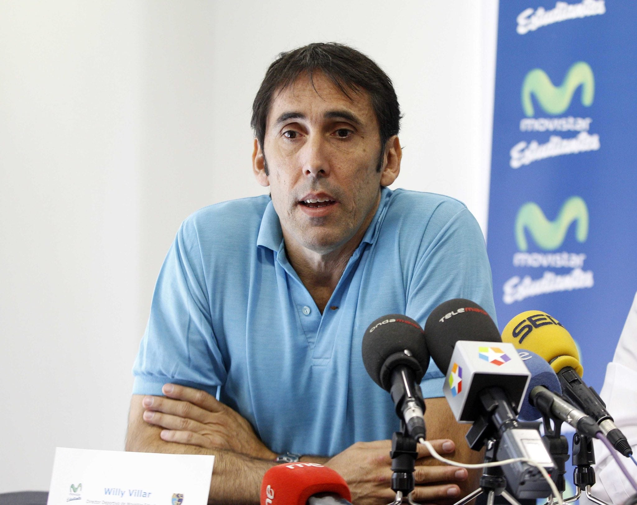 Willy Villar repasa la actualidad de Movistar Estudiantes en Radio MARCA