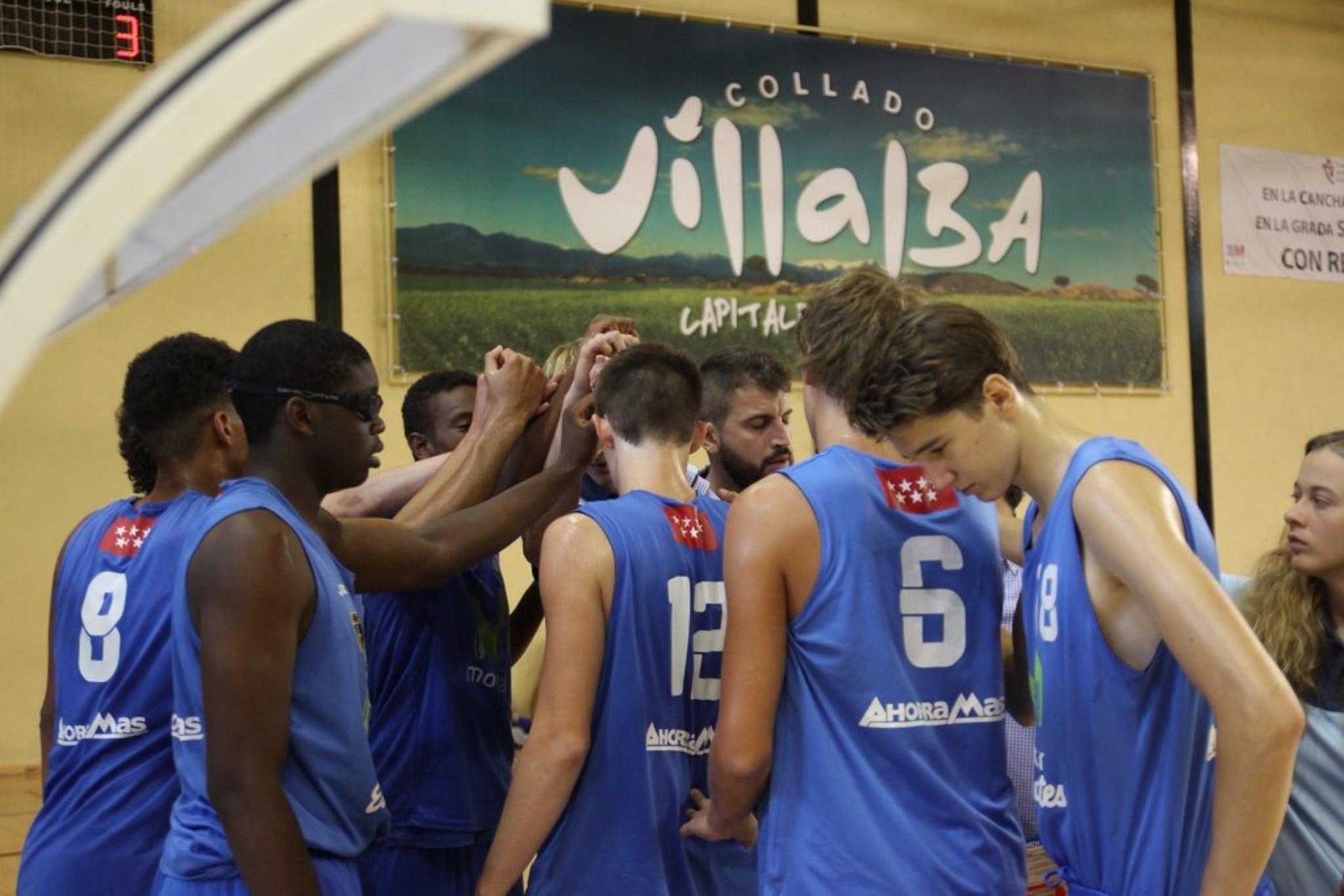 El Junior A, segundo en el I Torneo Élite de Villalba