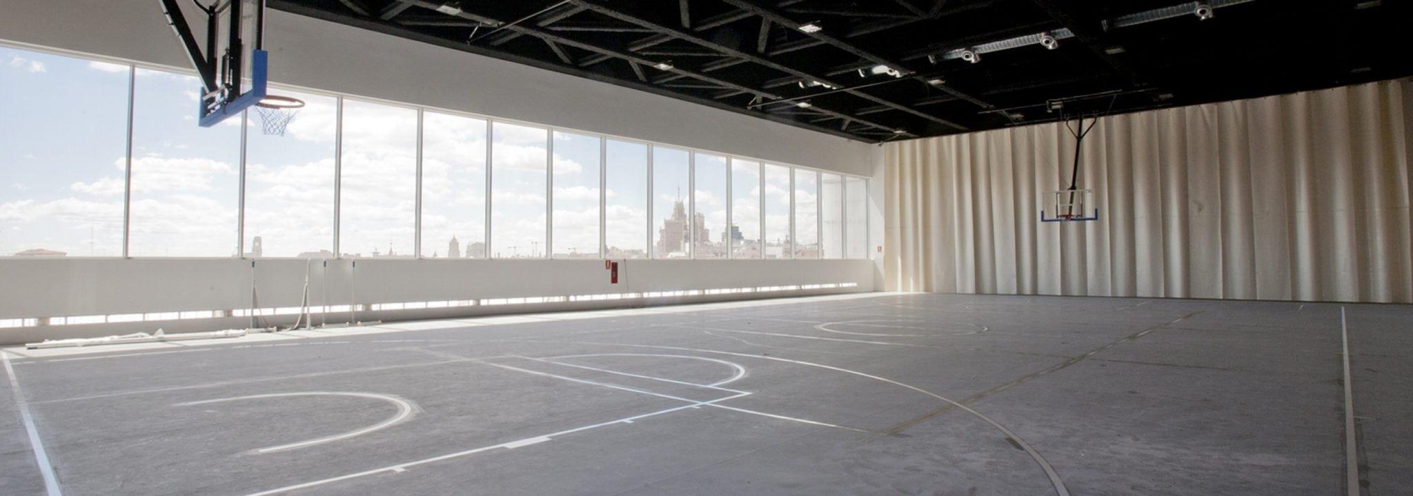 Llega a Barceló (Malasaña) la Escuela de Baloncesto de Movistar Estudiantes