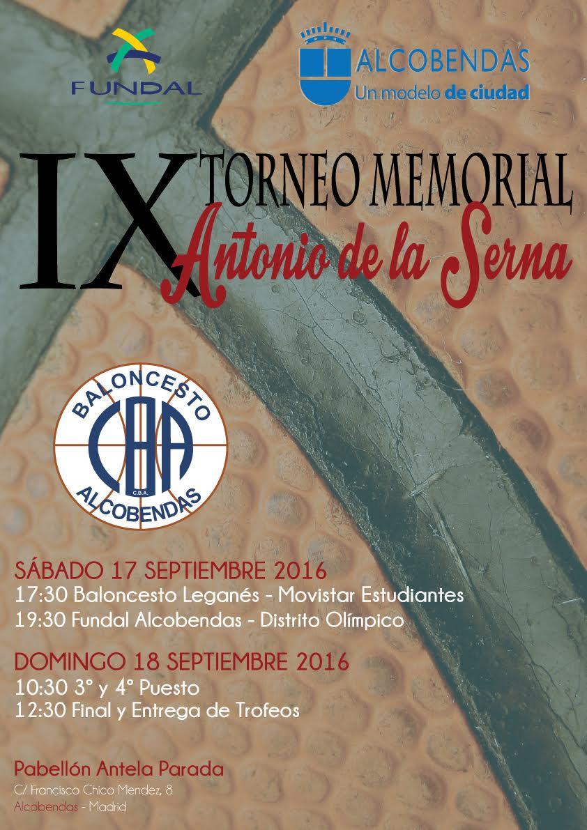 El IX Torneo Memorial Antonio de la Serna, segunda cita de pretemporada del LF2